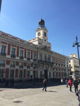 Real casa de correos madrid real casa de correos for Real casa de correos madrid