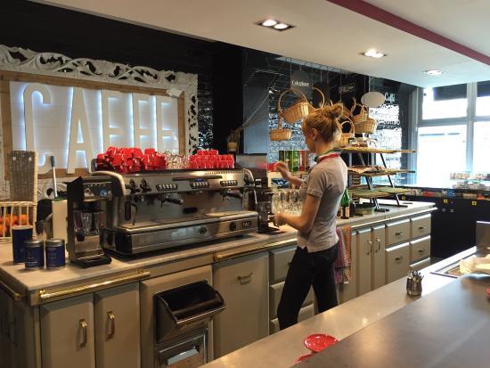 Grill Inn Store Bild från Grill Inn Store, Pogliano