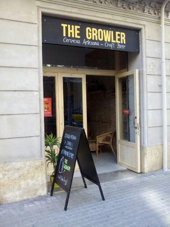 The Growler Barcelona
