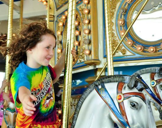 Rhode Island: Carousel