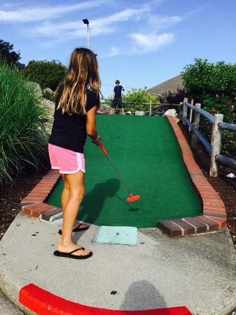 Rhode Island: Mini-Golf