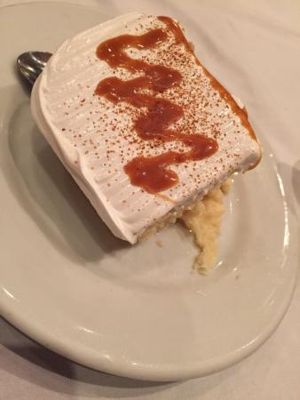 Maute Grill: Dessert 3 leches