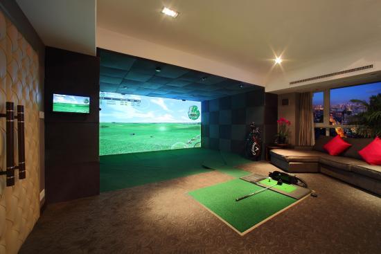 Somerset Heping Shenyang : 高尔夫