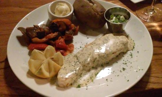 Acton, Califórnia: halibut