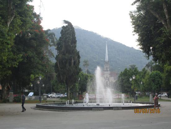 Expeditioner's Square (Praça Expedicionários): fonte