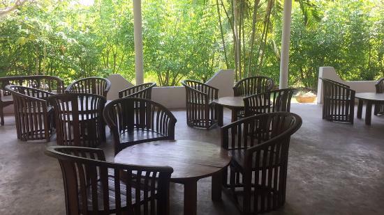 Hotel Sumadai: Restaurant/ Lounge area