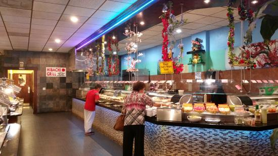 Jing Du Anese Buffet Sushi Bar