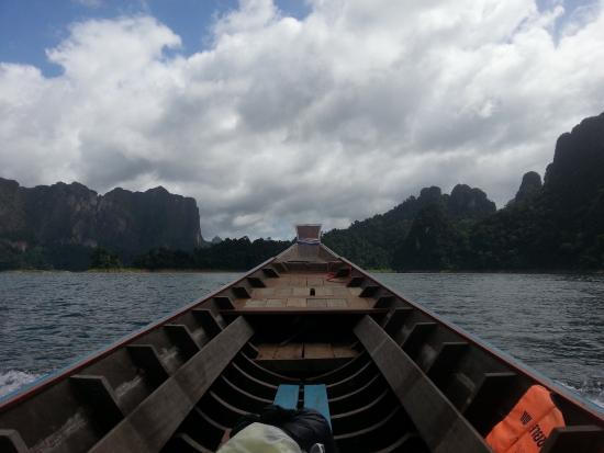 เขื่อน - Picture of Cheow Lan Dam (Ratchaprapa Dam), Ban ...