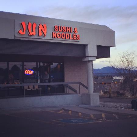 Jun Japanese Restaurant Colorado Springs