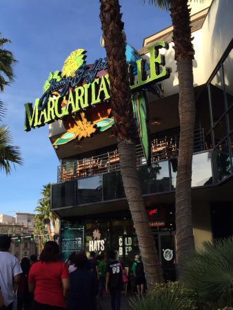Margaritaville Las Vegas: Front of Margaritaville Restaurant, Las Vegas
