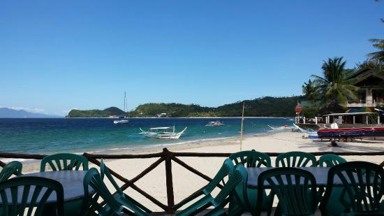 Right Now Talipanan Beach Is The Most Remote Of Beaches In Puerto Galera That You