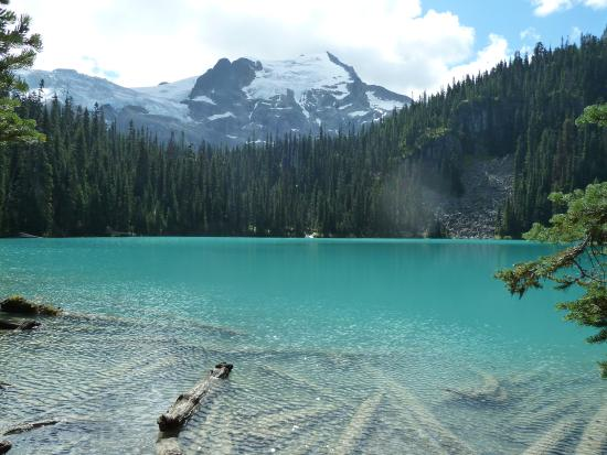 Pemberton, Canadá: Also a look to the middle lake