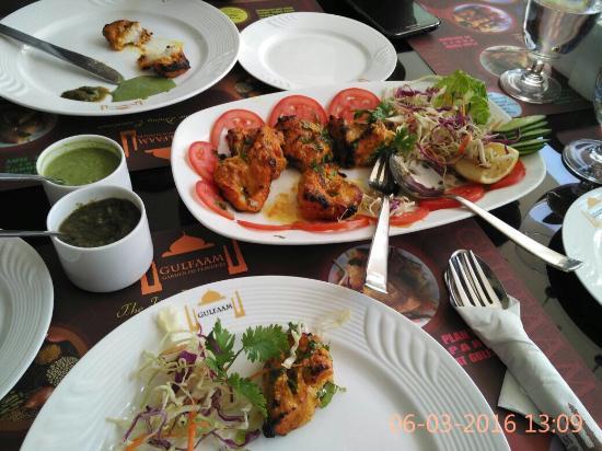 GULFAAM-Garden of Flavours, Al Jubail - Restaurant Reviews