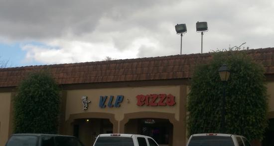 V.I.P. Pizza