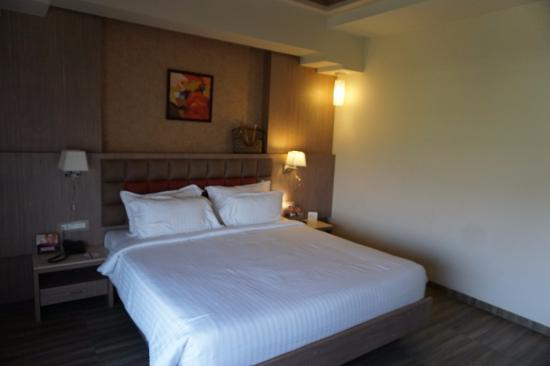 View of a room - Picture of Lords Resorts Sasan Gir, Gir National ...