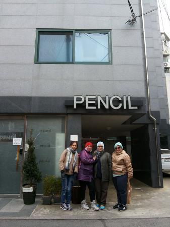 picture of pencil guesthouse seoul tripadvisor rh tripadvisor com