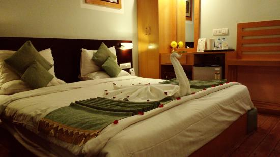 Hillview Munnar: Deluxe Room