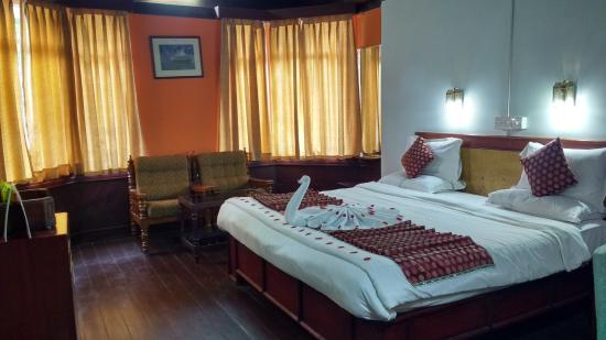 Hillview Munnar: Super Deluxe Room