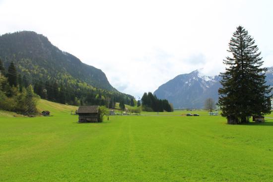 Wangle, Avusturya: Окрестности Ройте, Австрия