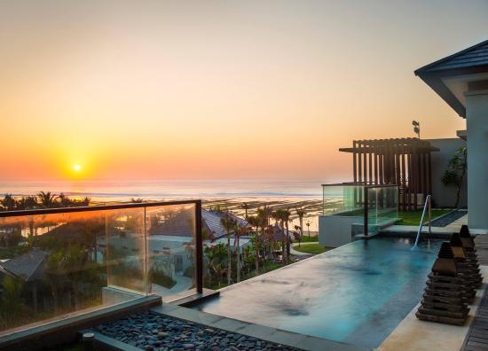 sunrise view from the sky villa picture of the ritz carlton bali rh tripadvisor com
