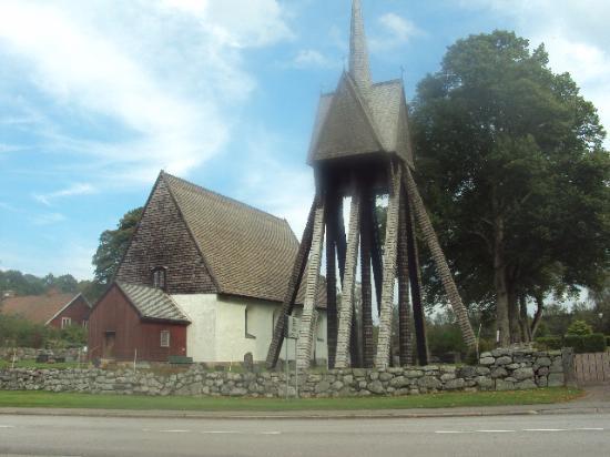 Vaxjo, Σουηδία: kirke historie