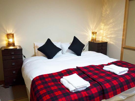 Hakuba Luna Hotel: Sperior King or Twin Room
