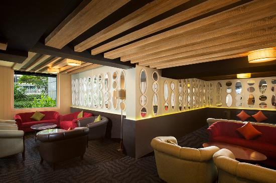 meZZa Restaturant: Lounge