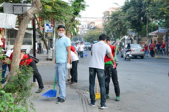 Municipal Cleaners