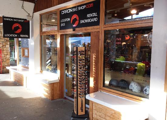 Caron Ski Shop