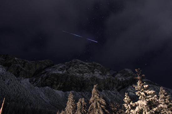 Preda, Suiza: Von der Sonnenterasse aus