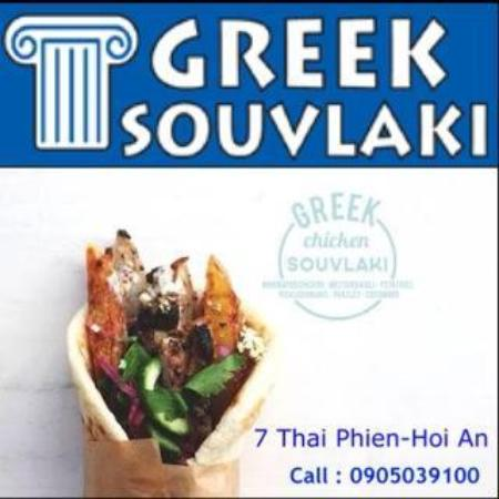 Greek Souvlaki, Hoi An - Thai Phien