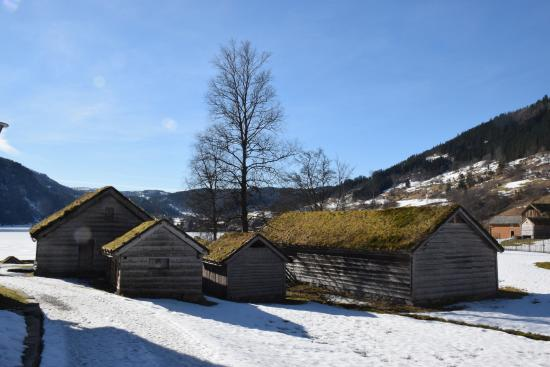 Musea i Sogn og Fjordane, avd Sunnfjord Museum: Frå friluftsmuseet på Sunnfjord Museum