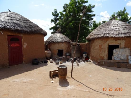 Tamale, Ghana: Alvast een kijkje........