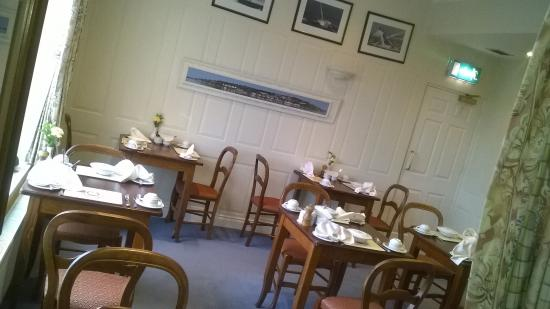 The Bosun: Breakfast Room