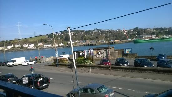 Monkstown, Irland: View of Port from Bedroom