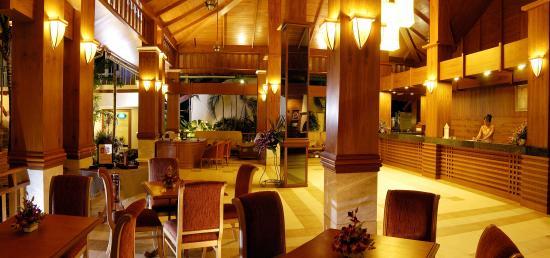 Horizon Patong Beach Resort & Spa : Hotel Lobby