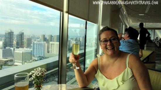 Club 55 Picture Of Marina Bay Sands Singapore Tripadvisor