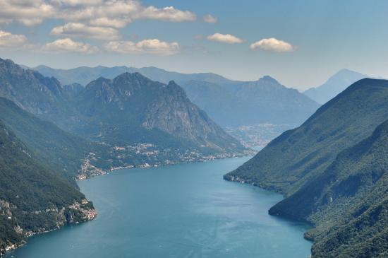 monte san salvatore bild von monte san salvatore lugano tripadvisor. Black Bedroom Furniture Sets. Home Design Ideas