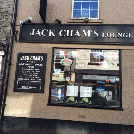 Jack Cham's Lounge Bar Pub
