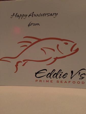 Eddie V's Prime Seafood Aufnahme