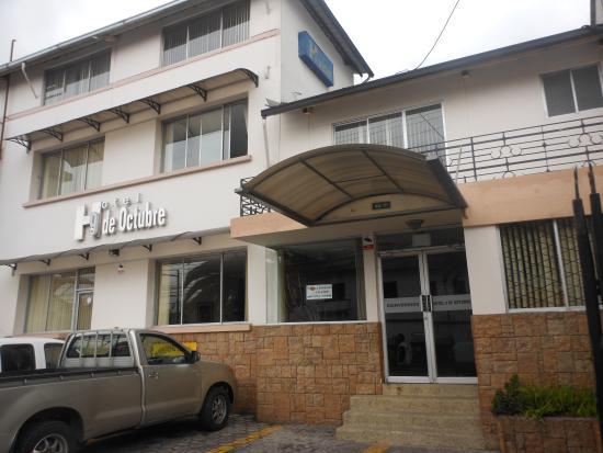 Hotel 9 de Octubre