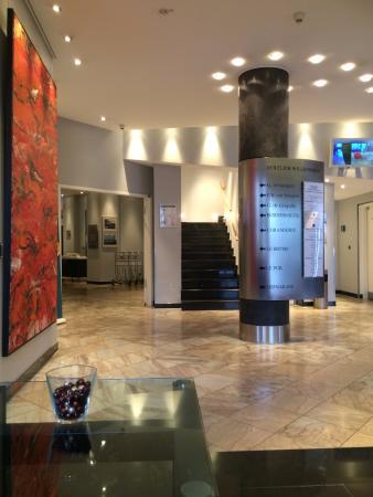 Mercure Hotel Duesseldorf City Center: hall