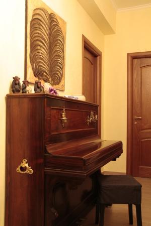 B&B Il Pianoforte: L'ingresso