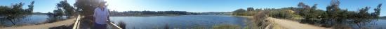 Llico, Чили: Reserva Nacional Laguna Torca