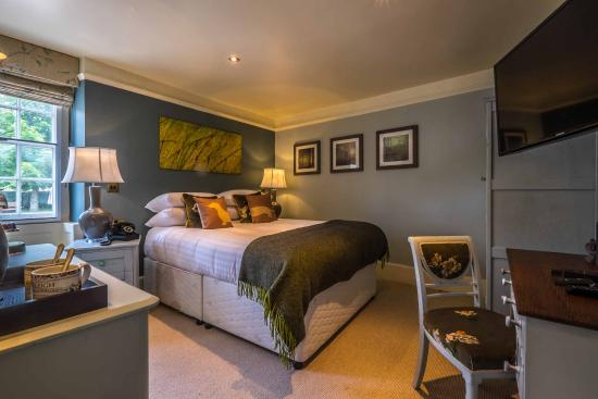 Hindon, UK: Boutique double