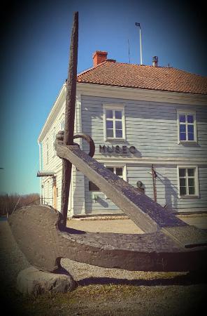 Raahe Museum: Pakkahuoneen museo