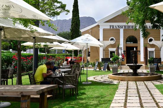 The Franschhoek Cellar Restaurant