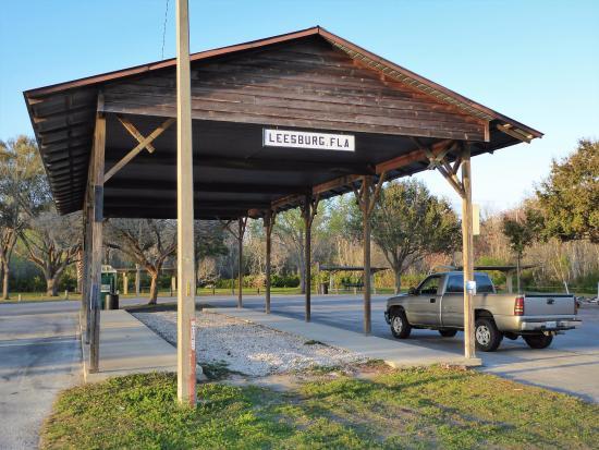 Herlong Park: Got locomotive?..