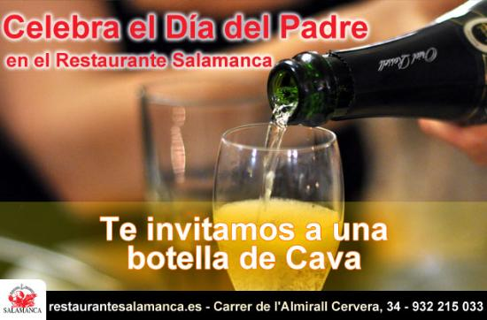 Photo of Seafood Restaurant Restaurante Salamanca at Almirall Cervera, 34, Barcelona 08003, Spain
