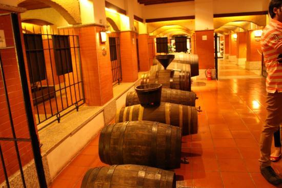 Wine Museum, Macau - Picture of Wine Museum, Macau ...